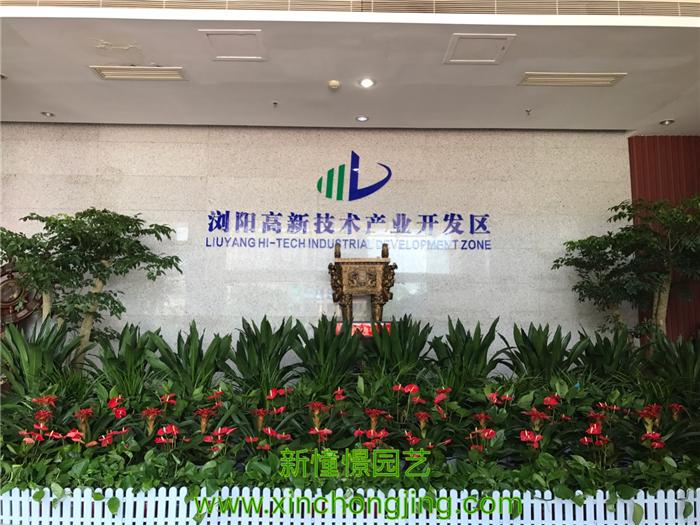 浏阳高新技术开发区管理委员会