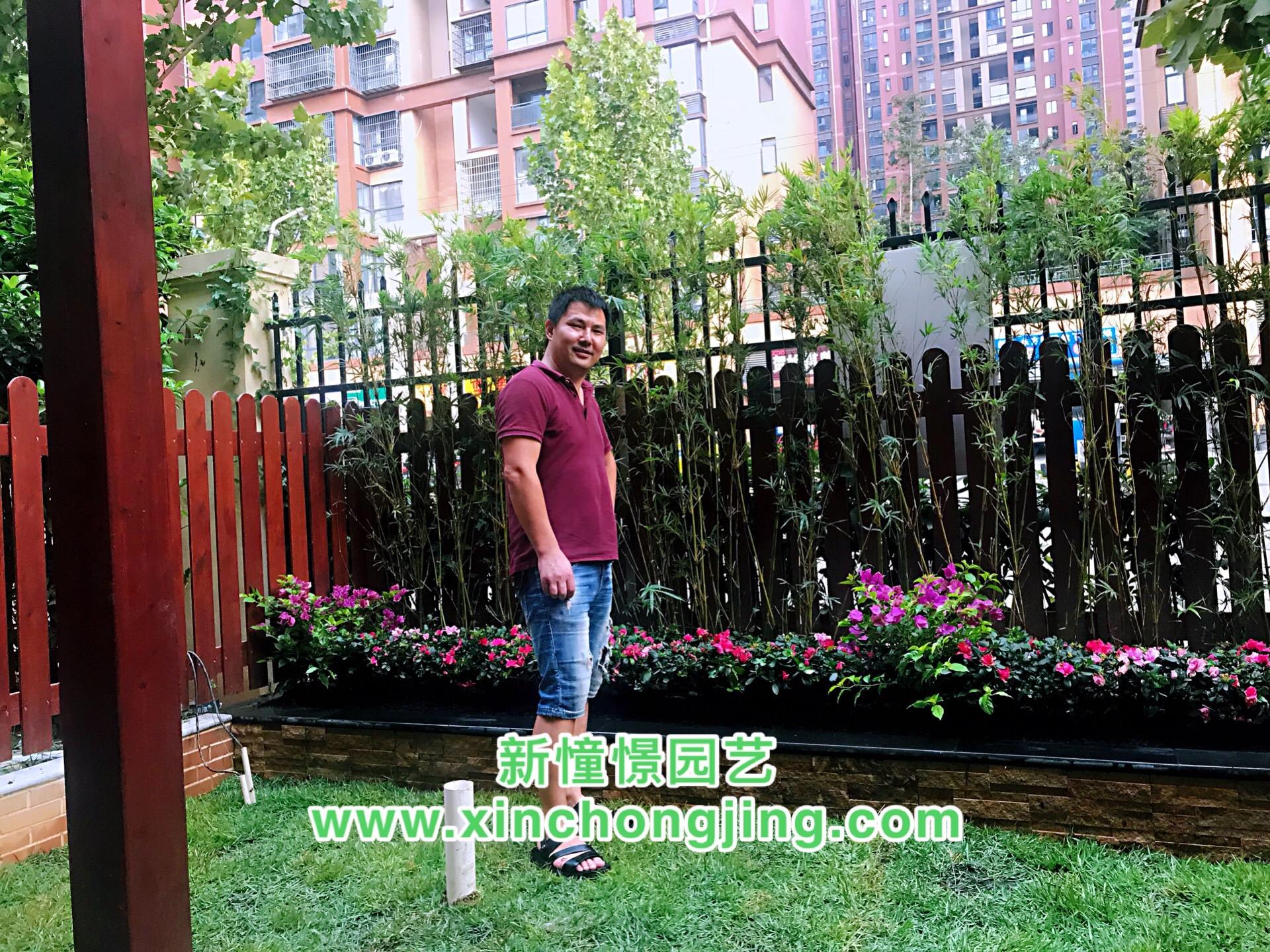 长沙别墅花园设计施工——-湘风原著